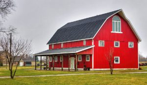 The Right Agricultural Shed Types